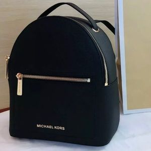 $248 Michael Kors Jessa Backpack Handbag MK Bag